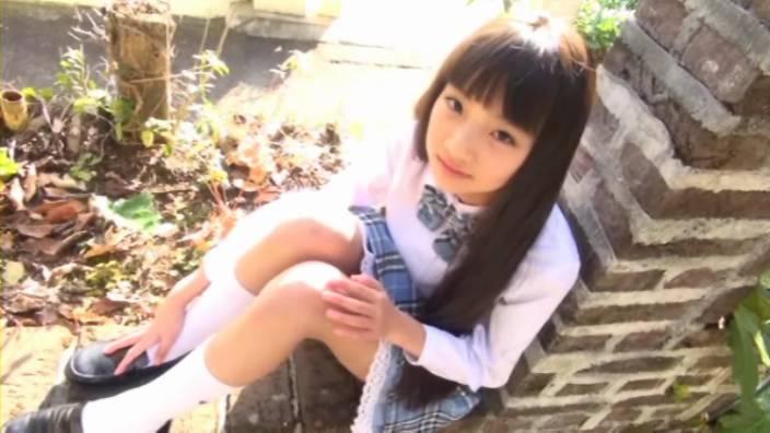 河合すみれ_ジュニアアイドル_すみれ色した恋心_美少女_いちごだいふく_014
